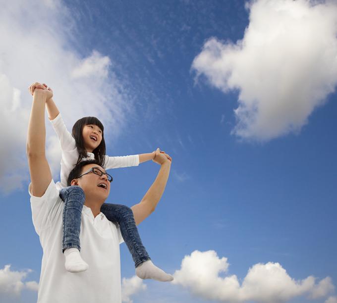 父子/女同行,父亲享免费理疗(罗湖)
